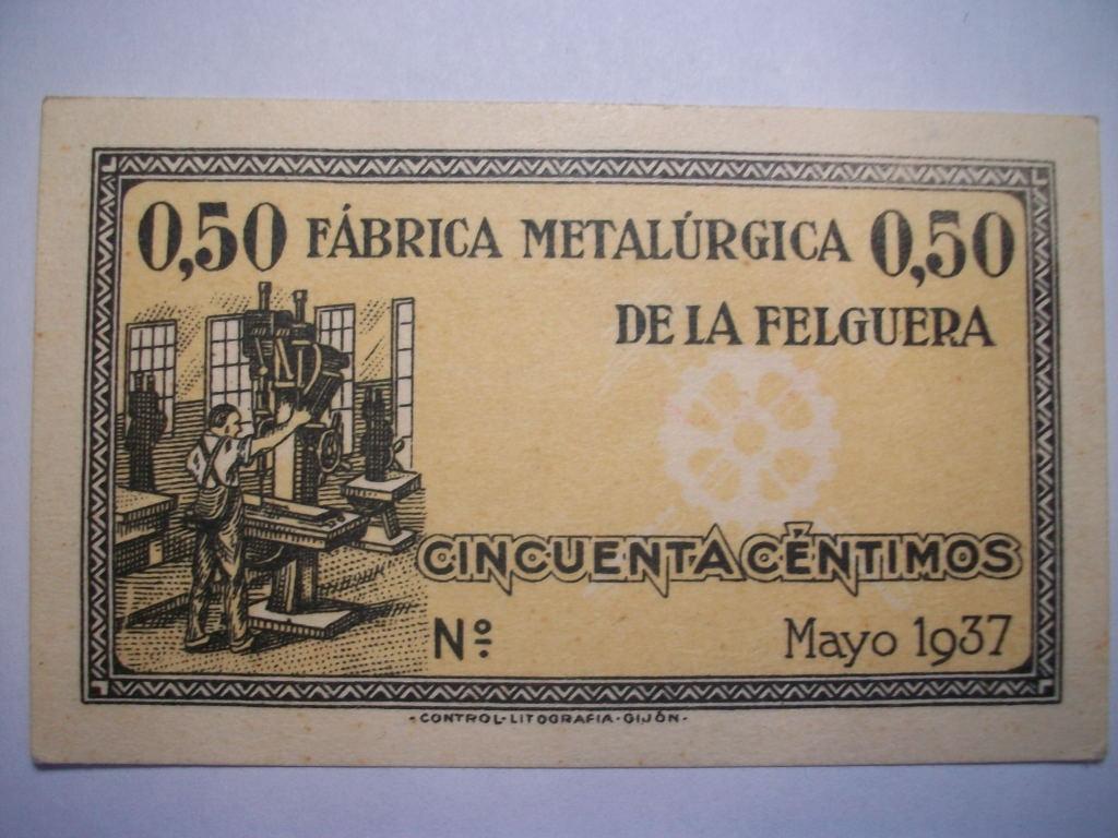 50 Cts. Fábrica metalúrgica de La Felguera. 50_Cts_F_brica_metal_rgica_de_La_Felguera