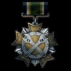 Medalhas BF3 Enginer_service