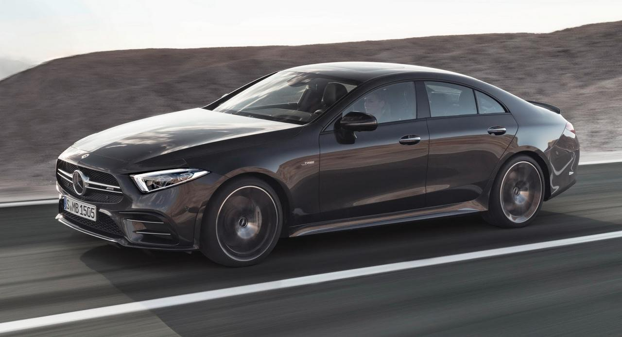 [Detroit 2018] Novos CLS53 e E53 Mercedes-_AMG-_CLS53-00