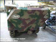 Немецкий средний бронетранспортер SdKfz 251/7  Ausf D,  Musee des Blindes, Saumur, France 251_7_Saumur_044
