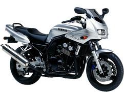 Orígen, historia y evolución | Yamaha FZ6 - Fazer 2000_Gris