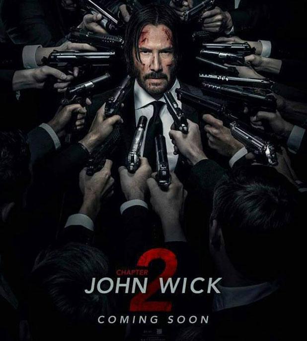 Keanu Reeves John_Wick_2_poster