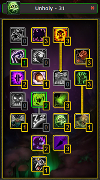 [UNHOLY] DK PVE DPS by Tod Main_Tree