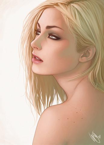 Арадел Картие Keely_by_Warren_Louw
