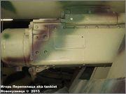 """Немецкая 15,0 см САУ """"Hummel"""" Sd.Kfz. 165,  Deutsches Panzermuseum, Munster, Deutschland Hummel_Munster_092"""