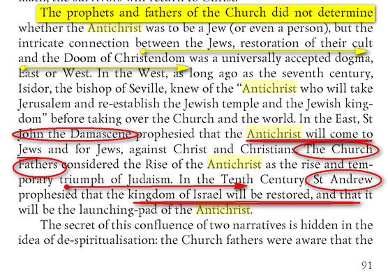 L'Antéchrist est Juif Image