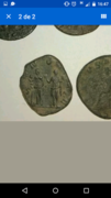 Sestercio de Trajano Decio. PANNONIAE - S C. Dos figuras femeninas que personifican la provincia de Panonia, Ceca Roma. Screenshot_2017-07-01-16-47-36