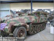 Немецкий средний бронетранспортер SdKfz 251/7  Ausf D,  Musee des Blindes, Saumur, France 251_7_Saumur_066
