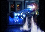 FUJIMI Police Spinner + Custom Set (Blade Runner) 36_Fin