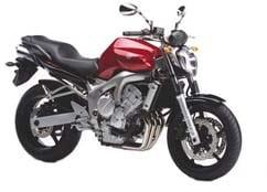 Orígen, historia y evolución | Yamaha FZ6 - Fazer 2004_FZ6_N_Rojo