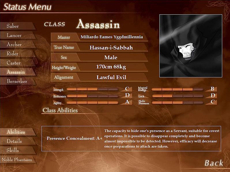 The Grail Games OOC Assassin_status
