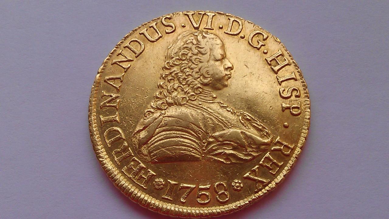 8 escudos 1758/7. Fernando VI. Santiago. - Página 2 IMAG0697