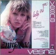 Vesna Zmijanac - Diskografija  1986_1_pz