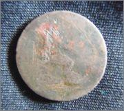 10 céntimos 1870. Gobierno Provisional P3040071