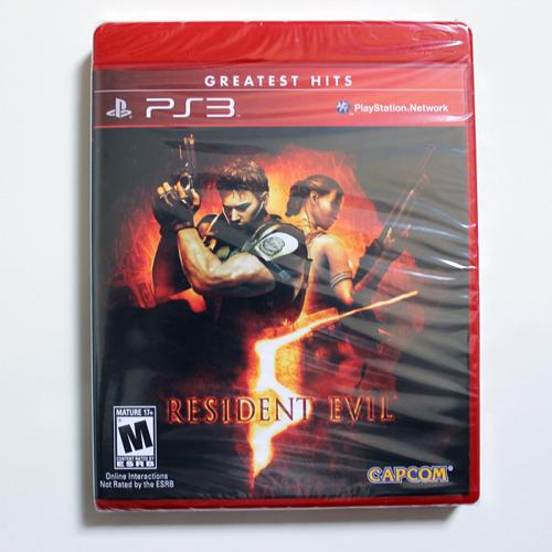 [Dual Games] Vários Jogos Novos Lacrados em até 12 vezes sem juros com Frete Grátis! Resident_evil_5