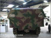 Немецкий средний бронетранспортер SdKfz 251/7  Ausf D,  Musee des Blindes, Saumur, France 251_7_Saumur_072