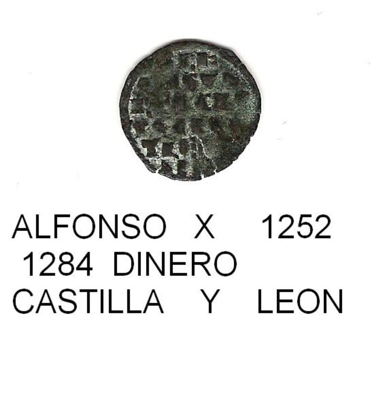 Dinero de Alfonso X de la 1ª Guerra de Granada 1_DINERO_2