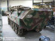 Немецкий средний бронетранспортер SdKfz 251/7  Ausf D,  Musee des Blindes, Saumur, France 251_7_Saumur_043