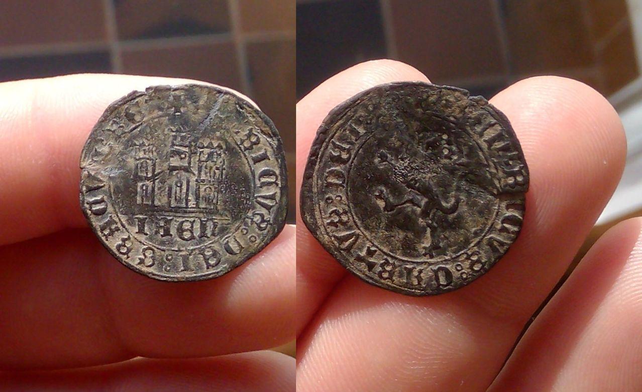 Maravedí de Enrique IV (1454-1474) de Jaén 2_1