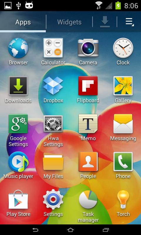 [ROM NAND/NATIVESD] S4 ROM-Touchwiz-HD2 Screenshot_2013_09_26_20_06_31