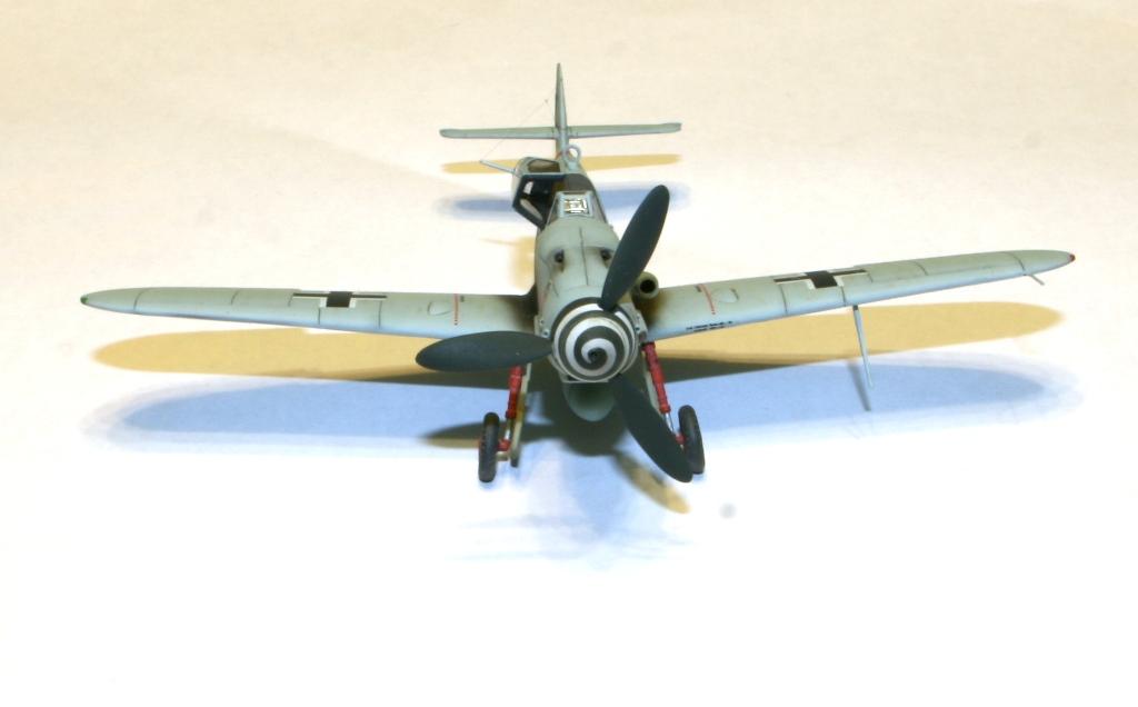 "Bf-109 g-6AS W.Oesau ""Az model"" 1/72 IMG_3396"
