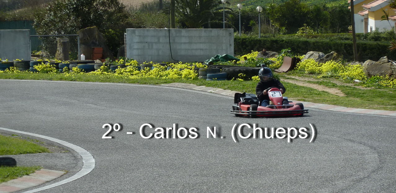 DINOKART Lourinhã - Classificação Geral Karting  2chueps