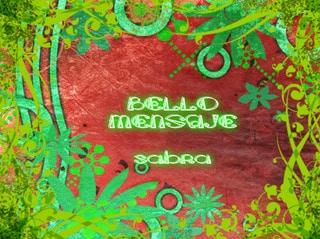 GRACIAS POR COMPARTIR , BELLO MENSAJE, de SABRA Sabra10