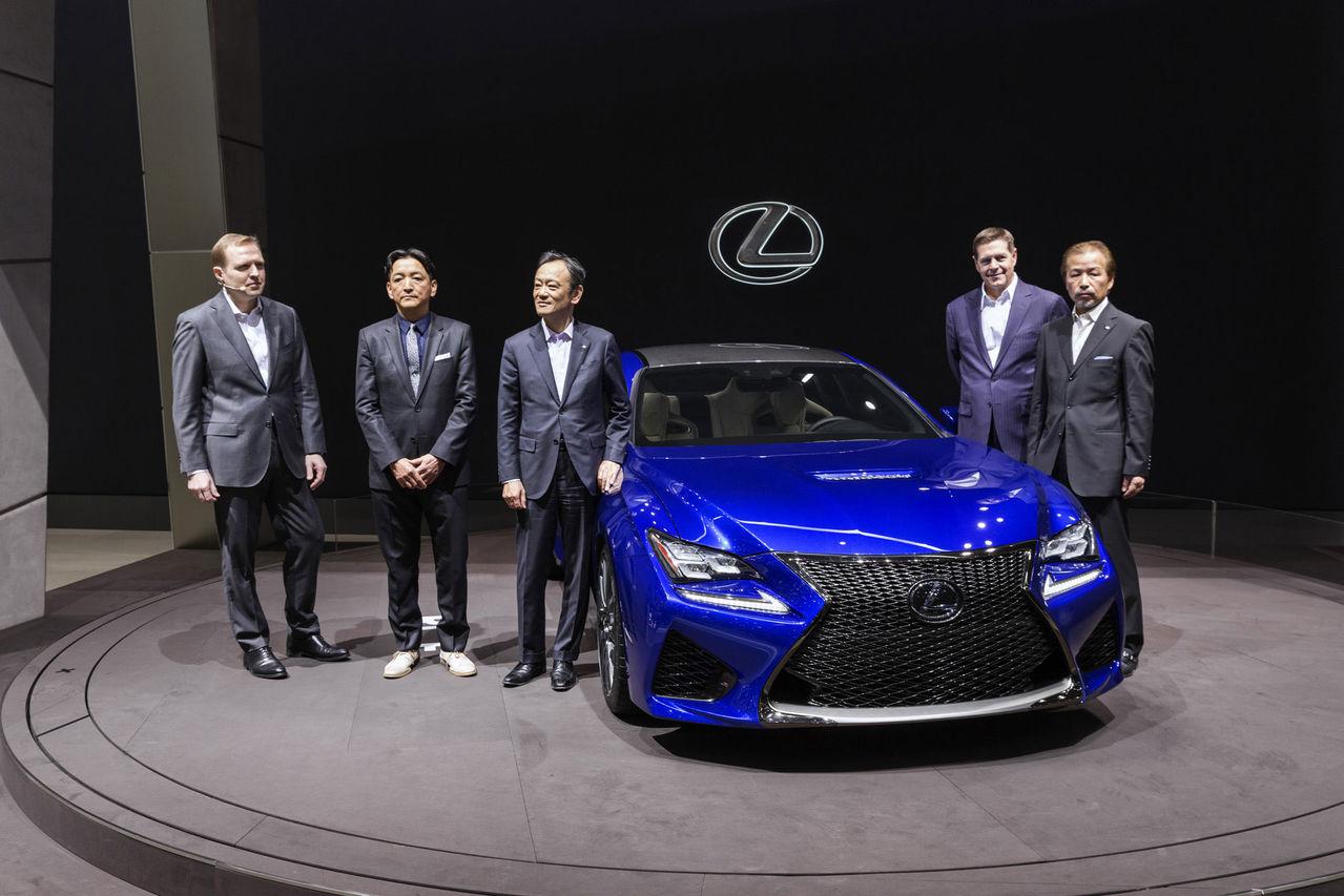 2014 - [Lexus] RC Coupé / RC-F - Page 6 EP02972_018