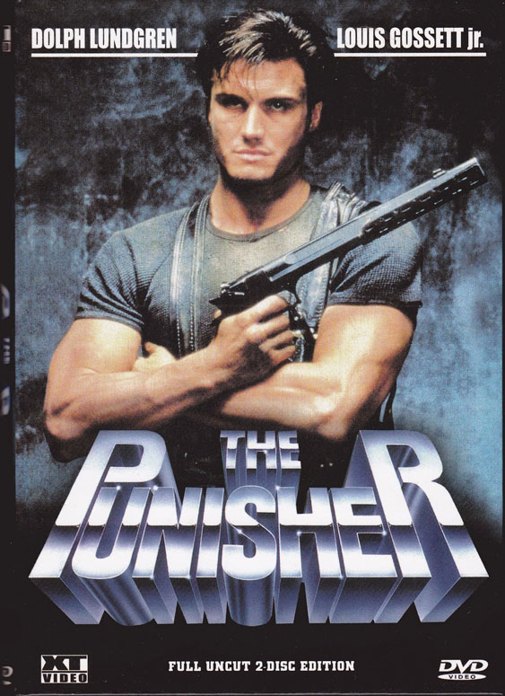 The Punisher (1989) en Bluray Steelbook para UK Punisher_1989_Dolph