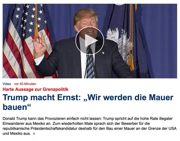 Allgemeine Freimaurer-Symbolik & Marionetten-Mimik - Seite 6 Trump