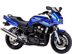 Orígen, historia y evolución | Yamaha FZ6 - Fazer 2001_Azul