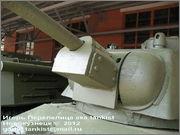 Советский средний танк ОТ-34, завод № 174, осень 1943 г., Военно-технический музей, г.Черноголовка, Московская обл. 34_093