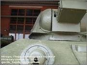 Советский средний танк ОТ-34, завод № 174, осень 1943 г., Военно-технический музей, г.Черноголовка, Московская обл. 34_115