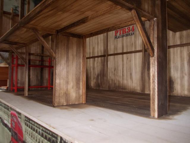 "Diorama: taller mecánico ""de toda la vida"" escala 1/10 DSCN4762"