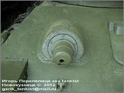Советский средний танк ОТ-34, завод № 174, осень 1943 г., Военно-технический музей, г.Черноголовка, Московская обл. 34_092