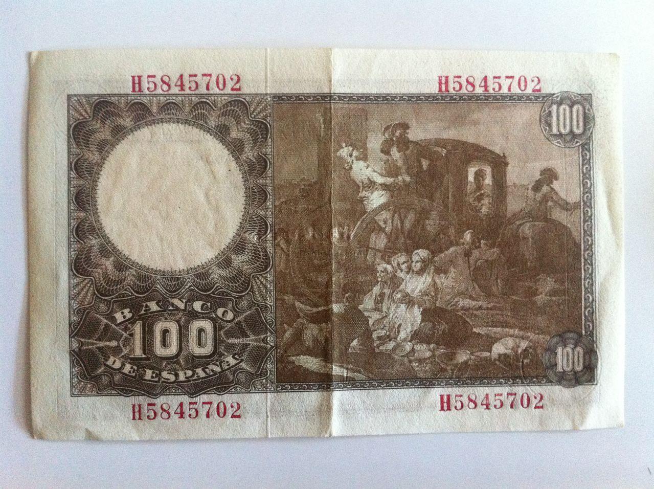 Ayuda valoracion cien pesetas 1948   IMG_5007
