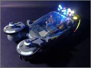 FUJIMI Police Spinner + Custom Set (Blade Runner) 32_FSpinner