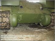 Советский средний танк ОТ-34, завод № 174, осень 1943 г., Военно-технический музей, г.Черноголовка, Московская обл. 34_099