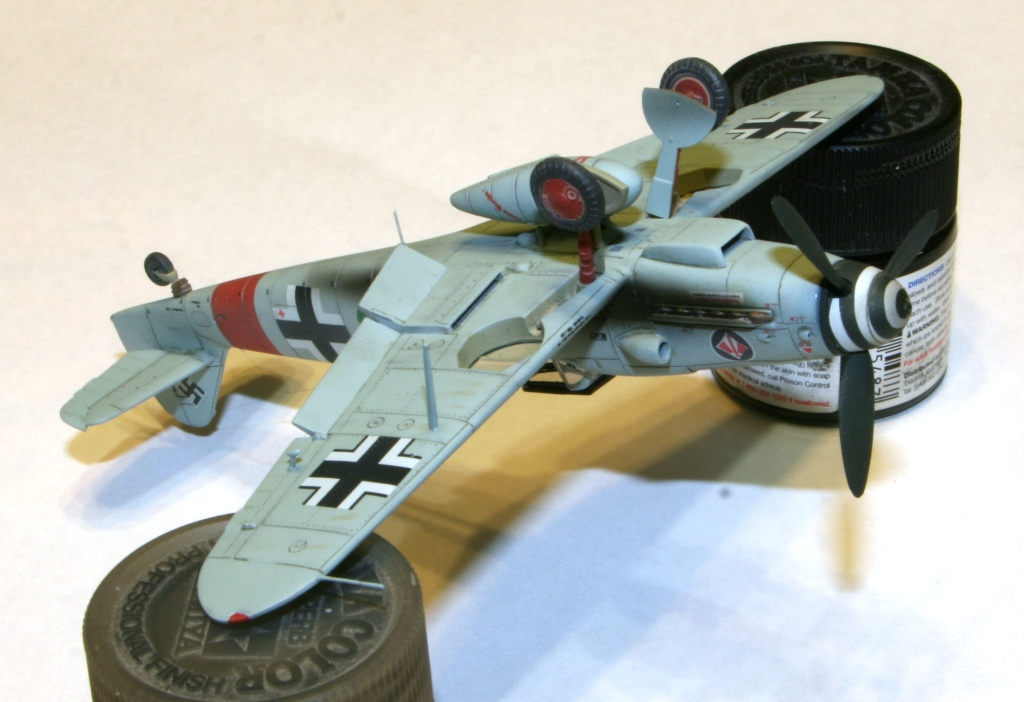 "Bf-109 g-6AS W.Oesau ""Az model"" 1/72 IMG_3400"