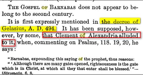 l' Evangile secret de Barnabé en Turquie BARNABE2