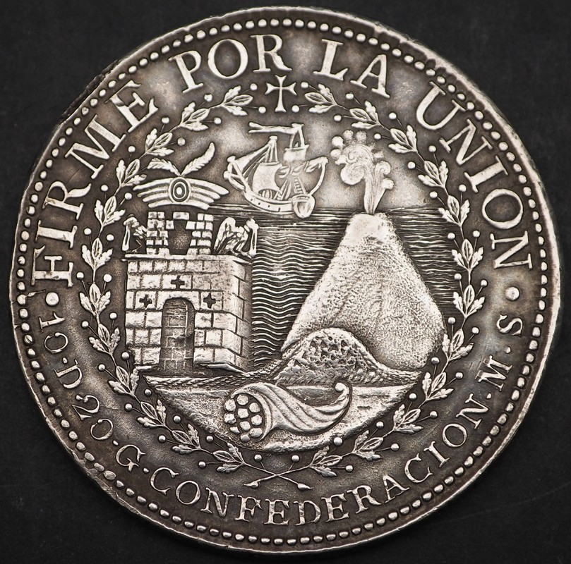 8 reales República Sud Peruana (Cuzco-1838). P8270076