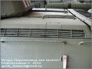 Советский средний танк ОТ-34, завод № 174, осень 1943 г., Военно-технический музей, г.Черноголовка, Московская обл. 34_086
