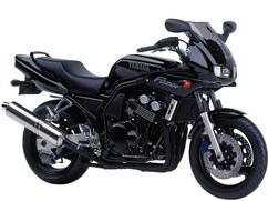Orígen, historia y evolución | Yamaha FZ6 - Fazer 1999_Negro