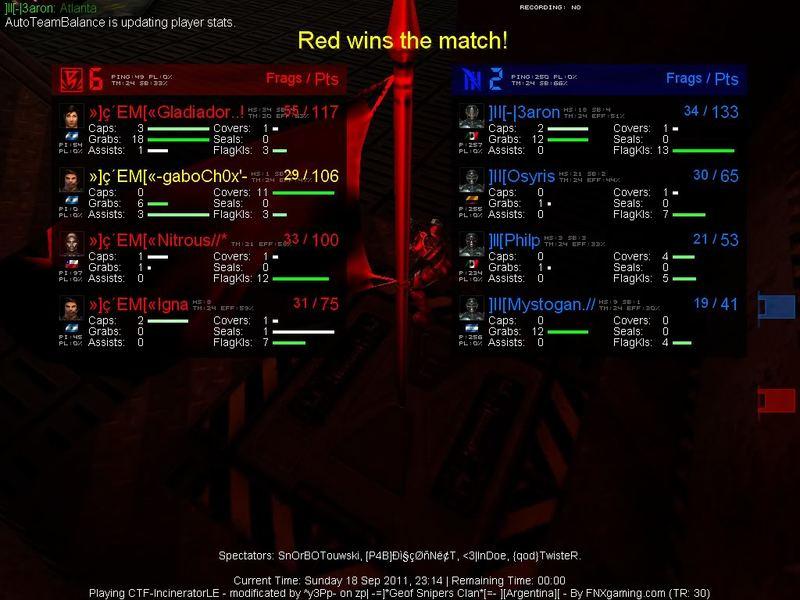 SEMIFINAL: ]II[ vs »]ç´EM[«  Shot0074_1