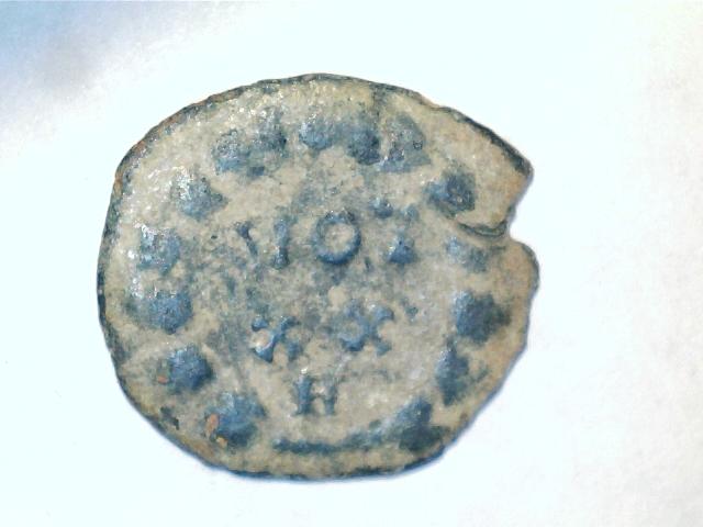 Radiado post-reforma de Diocleciano.VOT / XX / dentro de corona. Ceca Roma. 2016_10_21_0007_0_X