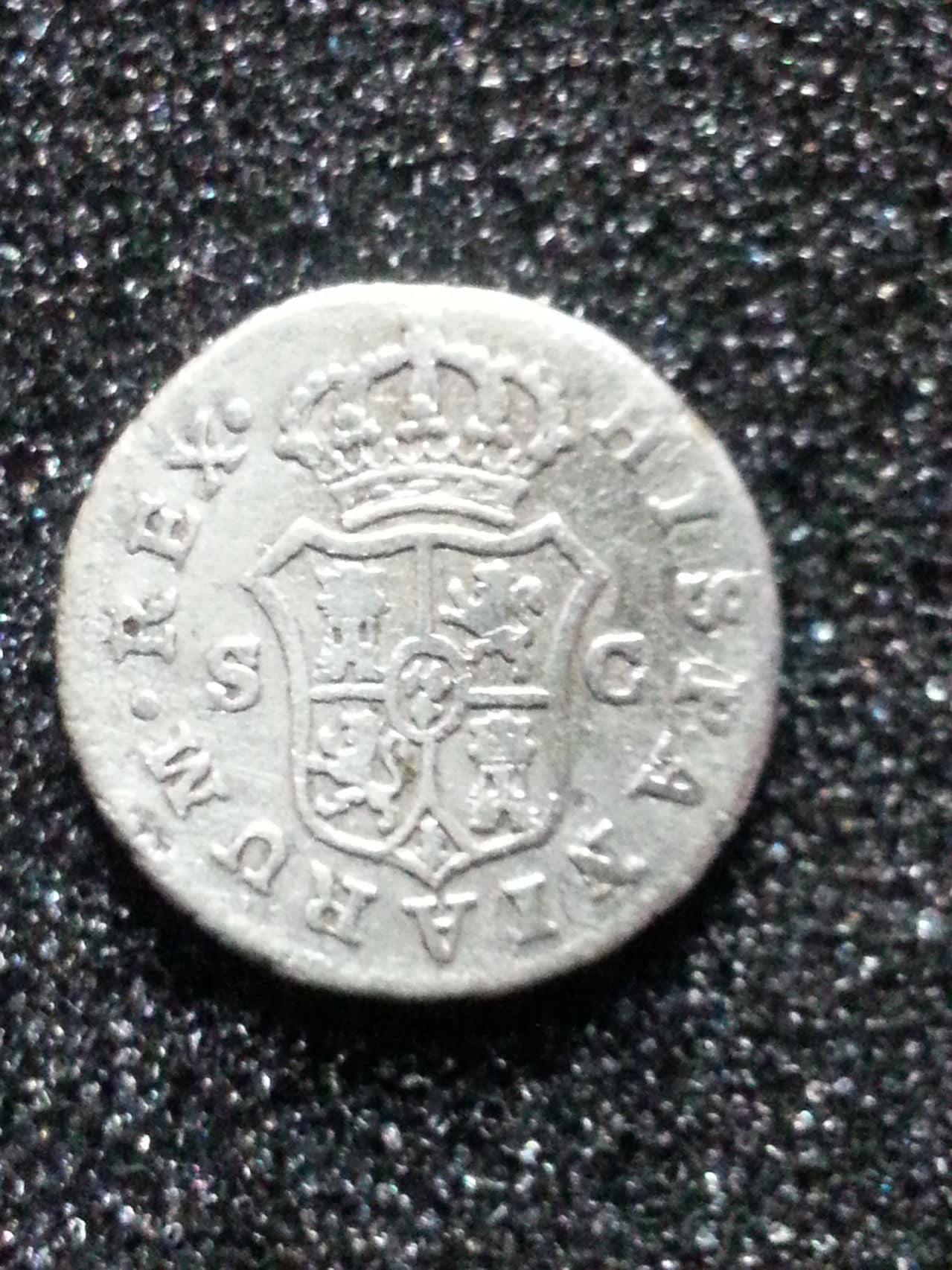 1/2 real 1788. Carlos III. Sevilla 20150211_164607