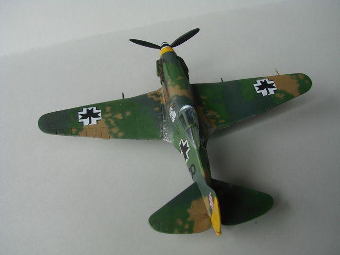 Fiat G.510Assalto i Migović Mi-326A-4, Wath if, 1/72 DSC03708