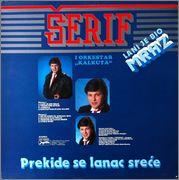 Serif Konjevic - Diskografija 1987_z
