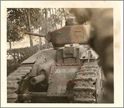 Камуфляж французских танков B1  и B1 bis Char_B1bis_57_Jeanne_D_Arc