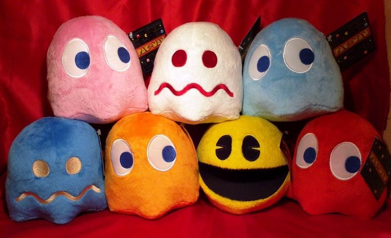 Tú quieres uno de estos Pacmanpelus